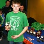 U12 Players Player of the Year award winner : Jo Jo Conlon