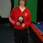 U13 2011 Team Captain - Tommie Tobin