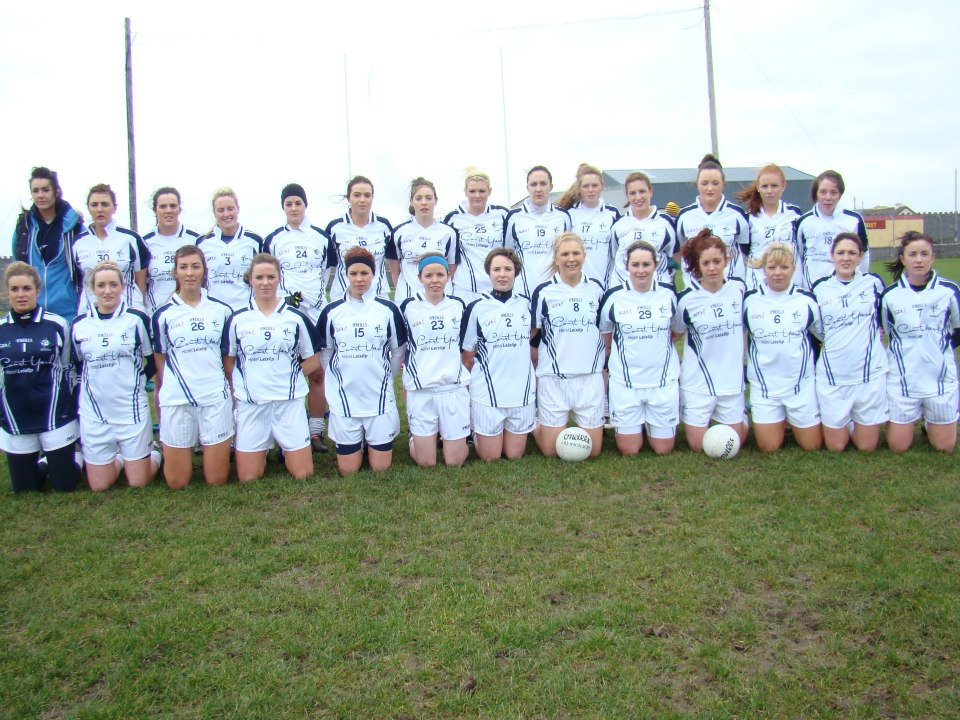 Kildare ladies