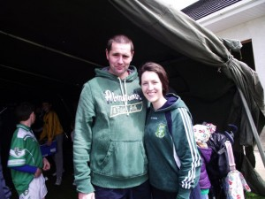 Mick and Fionnuala