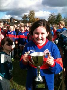 Niamh Conaty Under 11