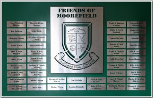 Friends of Moorefield Wall