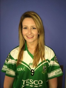 "Sheena O'Brien  24  5""8   Full Back  Primary Teacher"