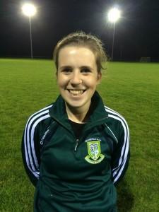 Áine Foley  18 5'2 Forward Student- Travel and Tourism/ Dancer  Favourite Player: Henry Shefflin