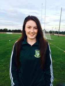 "Name: Ciara cusick Age: 19 Height:5"" 8'  Position: forward  Occupation: student Favourite player: Peter Stringer"