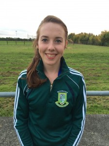 "Shauna Doyle  21  5'6""  Centre Back  Veterinary Nurse  Favourite Player: Henry Shefflin"