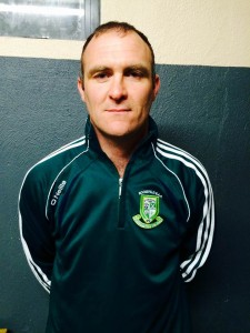 Brendan Mc Mullen (35) Full Back/Full Forward  Bank Official  Favourite Player- Jackie Tyrell