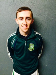 Cian Brannigan (21) Wing Forward Mechanic  Favourite Player- Henry Shefflin