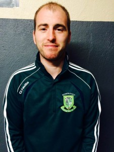 Dave Carroll (31) Centre Forward Carpenter  Favourite Player- DJ Carey