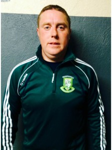 Enda Broderick (34) Corner Forward Sales Rep  Favourite Player- Michael Fennelly