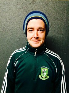 Gavin Dowling (27) Corner Forward  Bar Man  Favourte Player- Eoin Larkin