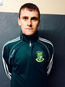Ian Mc Donnell (21) Half Back Groom/excessive rider  Favourite Player- Jackie Tyrell