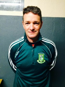 John Finnegan (42) Centre Back Garda