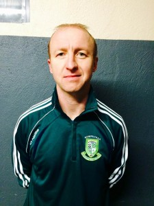 Warren Downey (38) Midfield  Defence Forces  Favourite Player Joe Canning