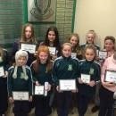 Presentation Girls 2014