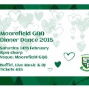 Dinner dance 2015