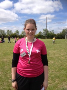 Referee Samatha and Ciara Eoghan (2)