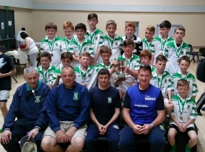 Moorefield Under 12's Emmet McConville Tournament Winners 2015