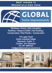 Global Home Improvements Full page, Mama Mia